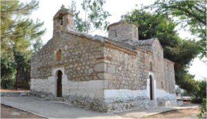 Ναός Αγίας Μαρίνας στο Λυγουριό