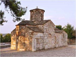 Ναός Αγίου Ιωάννη Ελεήμονα Λυγουριού