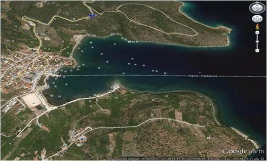 Κατοικία - Λιμάνι Αρχαίας Επιδαύρου